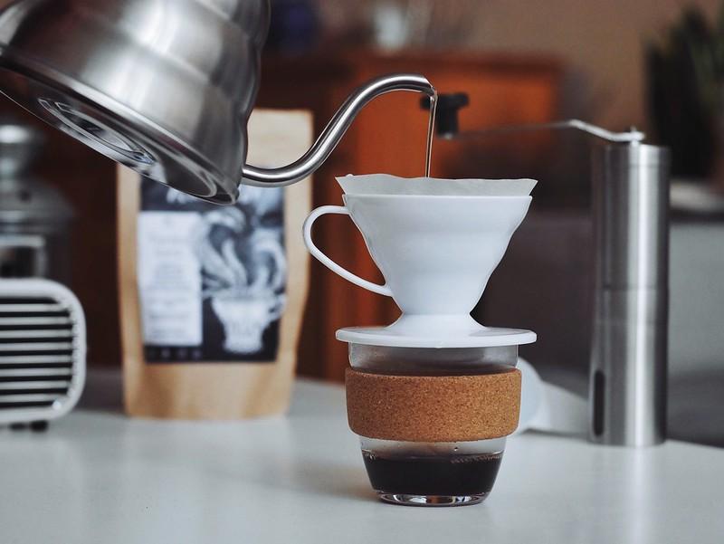 Hario V60 coffee machine