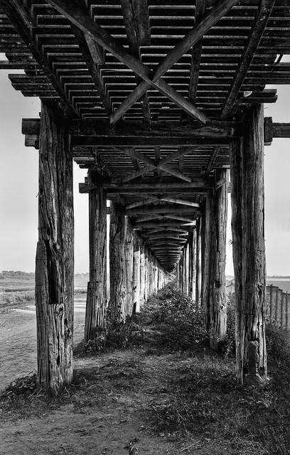 le pont U-Bein