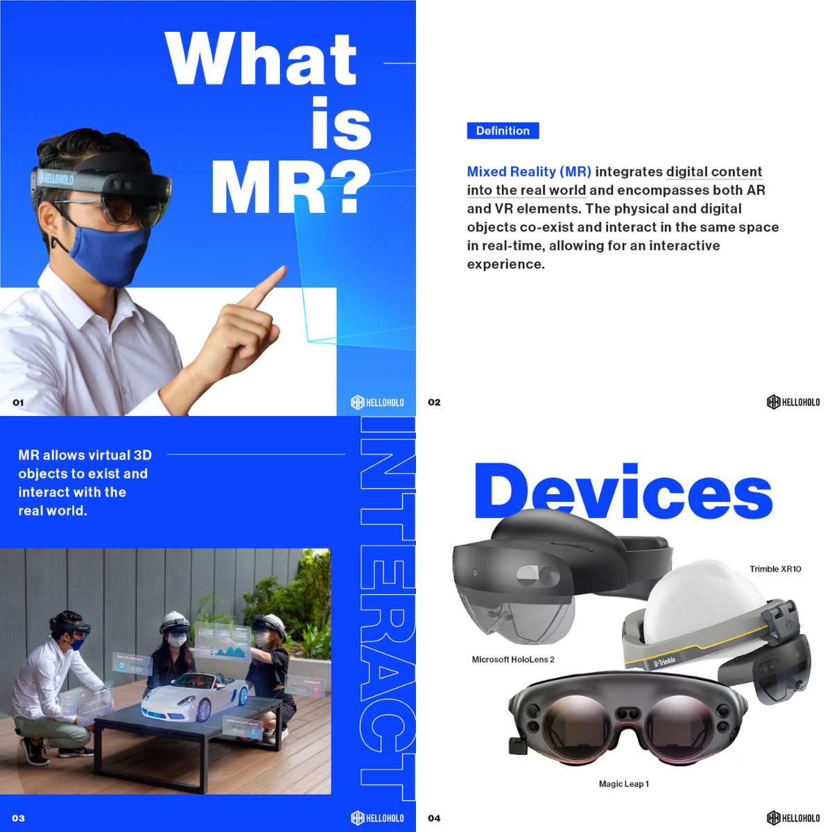 Article Thumbnail - What Is Mixed Reality?