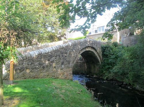 Bridge Over Ceres Burn, Ceres, Fife