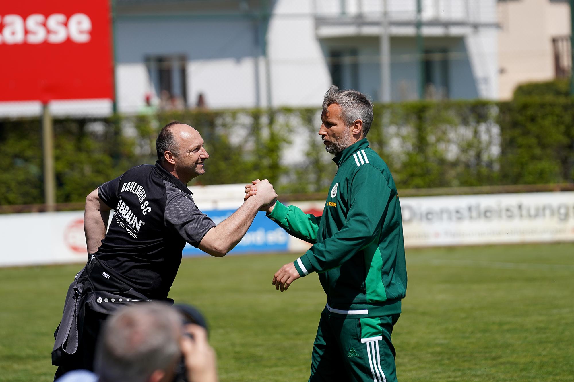 24.04.2021   Saison 2020/21   FC 08 Homburg   Bahlinger SC