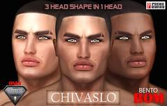 Aesthetic /ENZO/ Pacha / Chivaslo /BOM / BENTO