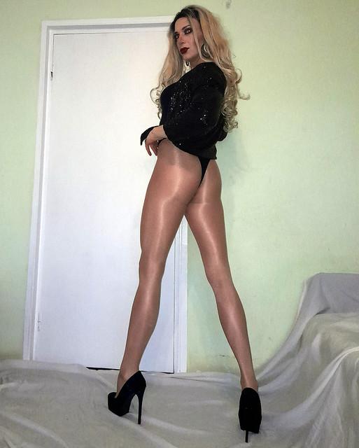 Crossdresser Legs