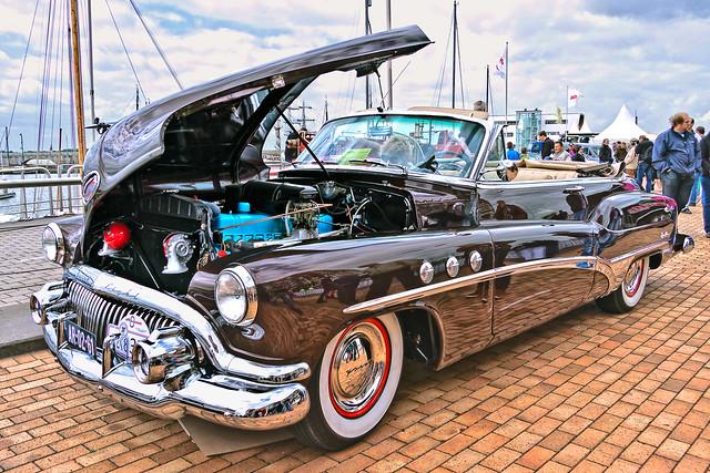 Buick Super Convertible 1951 (6508)