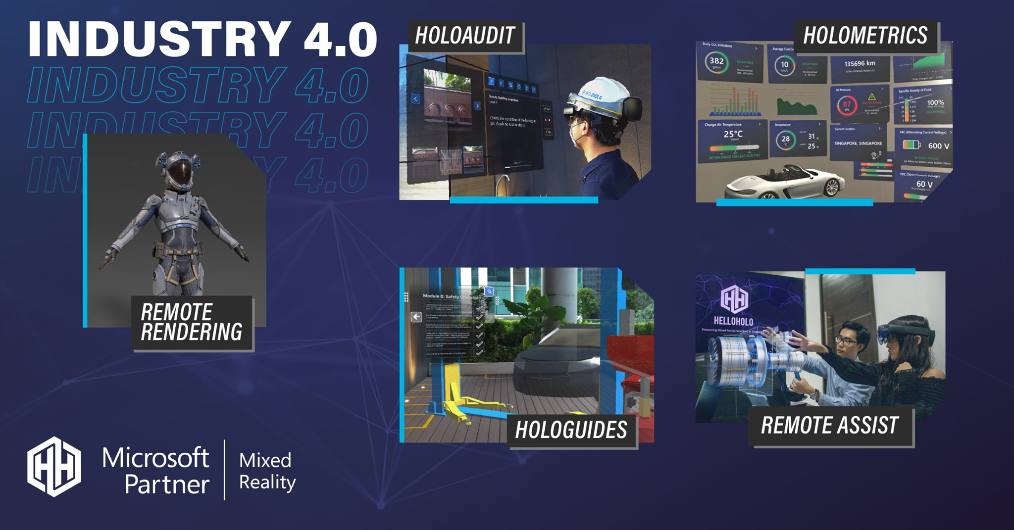 Article Thumbnail - Mixed Reality In Support Of Industry 4.0