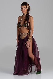 Slave Leia - Rosina