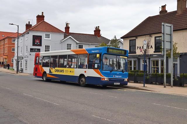 Stagecoach East Midlands 34530 GX04EYC - Bawtry
