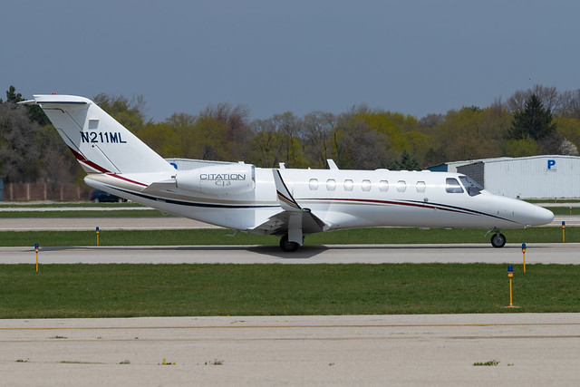 N211ML Cessna Citation 525B0211 KPTK
