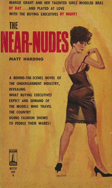 Beacon Books B572F - Matt Harding - The Near-Nudes