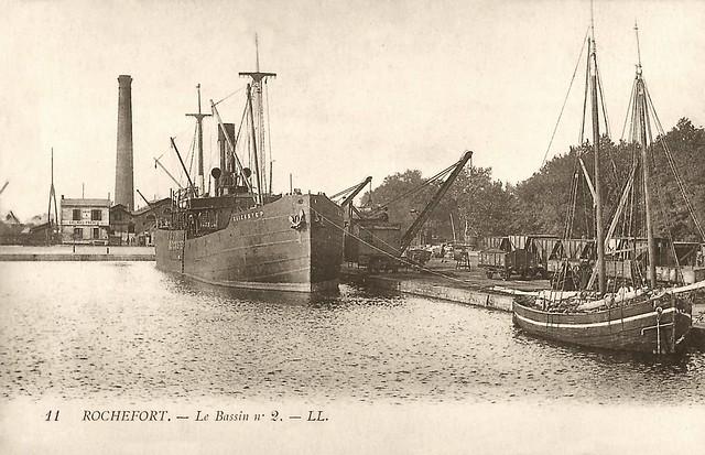 Rochefort - Le Bassin ...