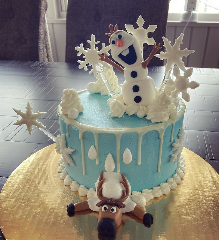 Cake by Sugar and Salt Bakery