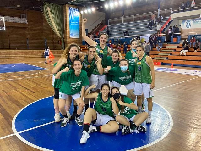 Victoria en cuartos ante el Ciudad de Huelva