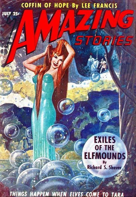 Amazing Stories / July 1949