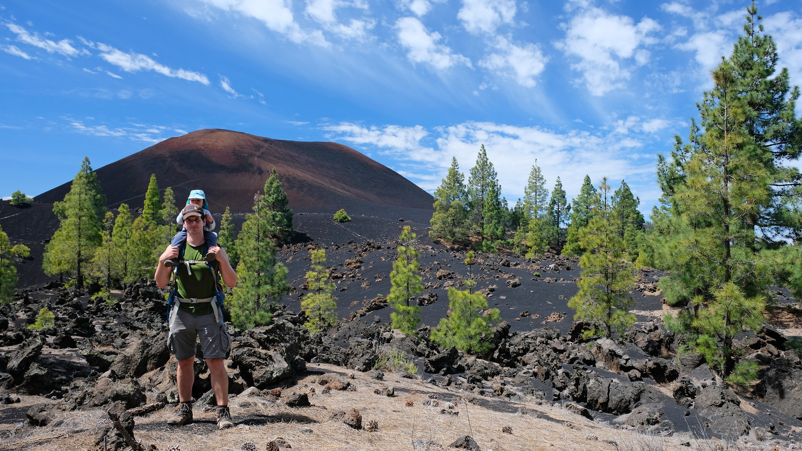 Chinyero Special Natural Reserve, Tenerife, Canary Islands, Spain