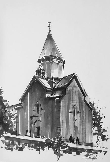 Saint Marianeh Church, Ashtarak