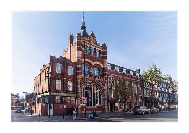 Bermondsey Central Hall Methodist Church
