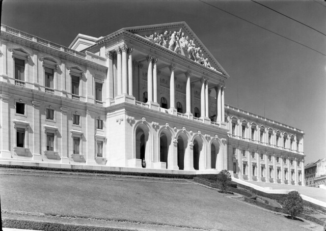 Palácio de São Bento. Lisboa, Portugal