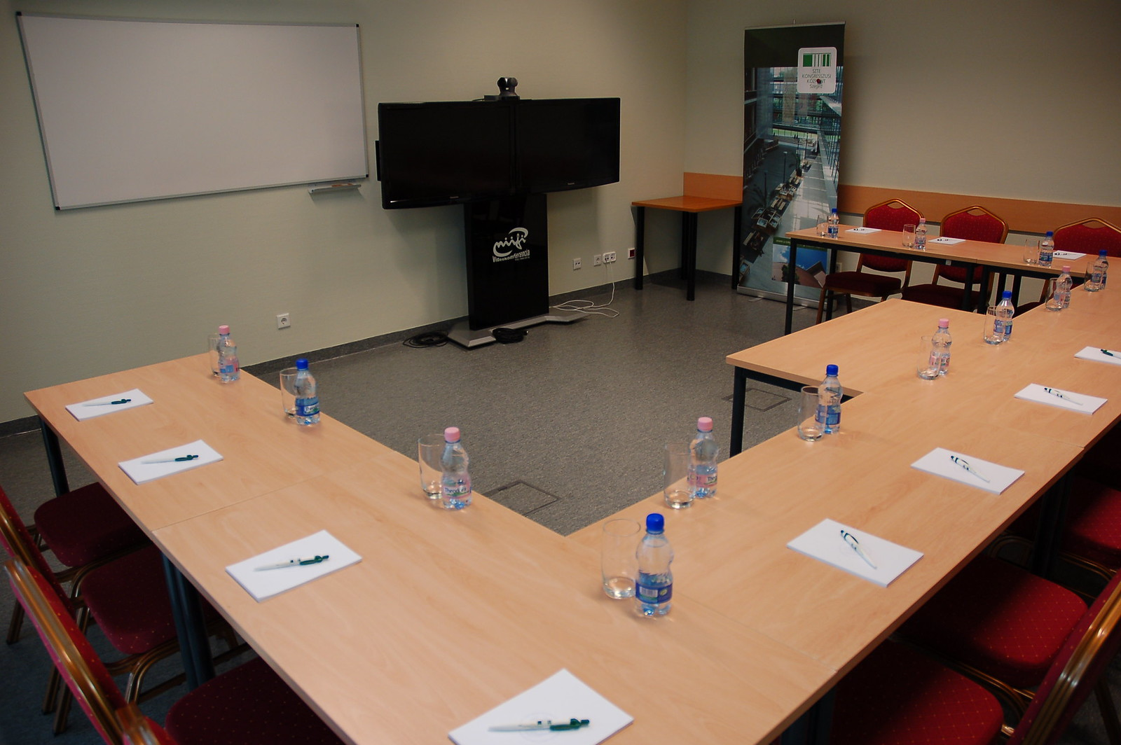Videokonferencia terem