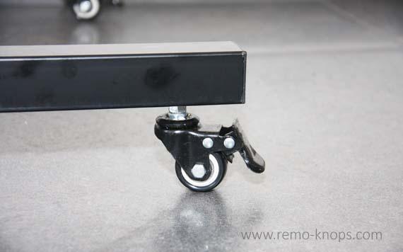 Lifeline Indoor Trainer Desk - Tacx Neo Companion 8634