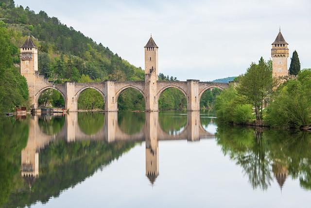 Pont Valentré / Valentré Bridge