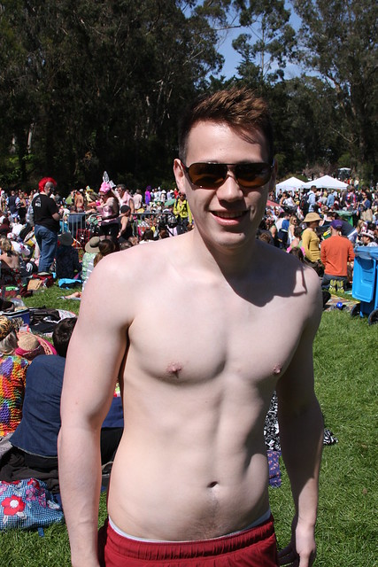 HUNK # 12 of the 101 HUNKS at the previous HUNKY 'J' CONTESTS  !  HUNK # 12 !  ( safe photo )
