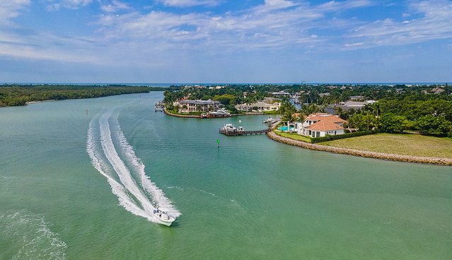 Where Naples Bay Meets the Gulf of Mexico