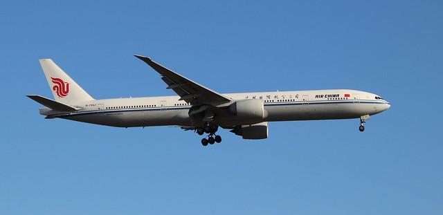 Air China,B-7952,MSN 63352,Boeing 777-39L ER, 26.04.2021,FRA-EDDF, Frankfurt
