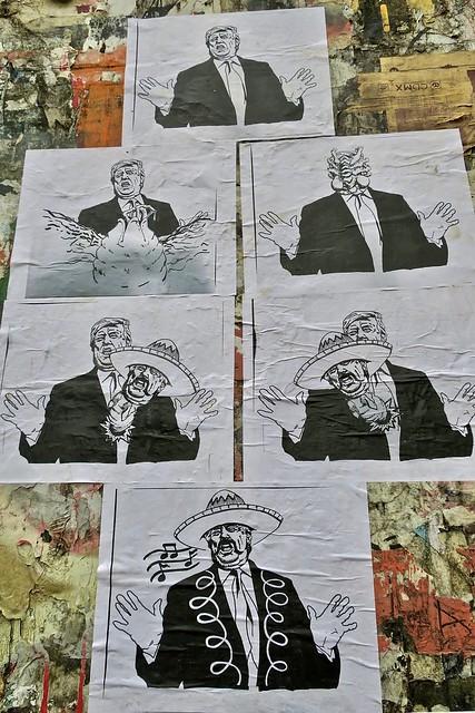 Mexican Trump, San Francisco, CA