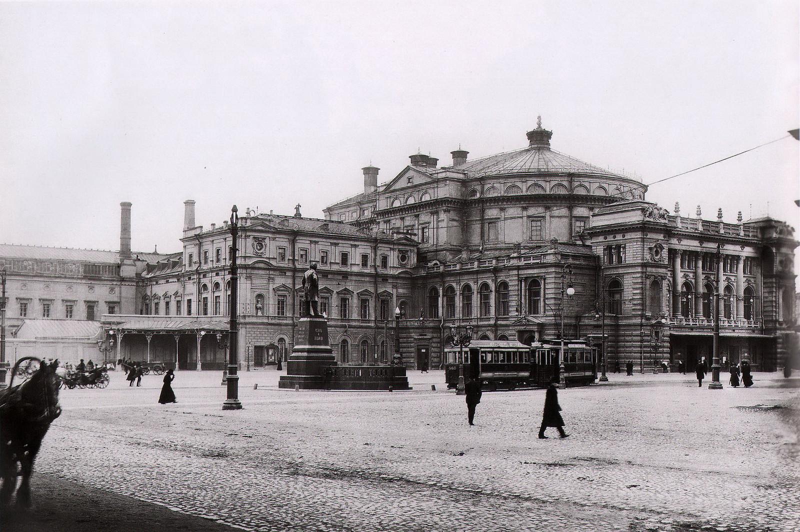 1913. Мариинский театр