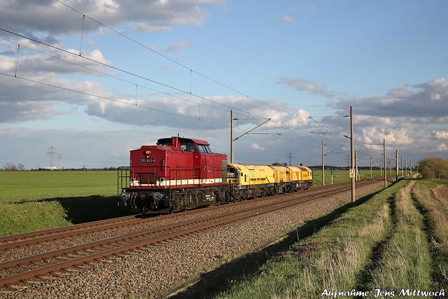 203 843-8 RIS Eismannsdorf 25.04.2021