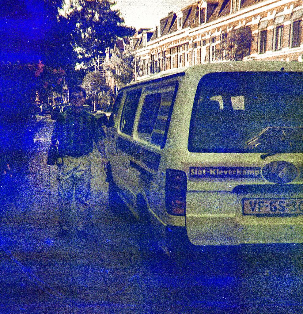 Portant vi a Deventer / Wine in Deventer