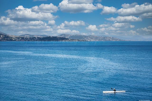 Séquence Kayak dans le Golfe de Saint-Tropez -1L8A9874