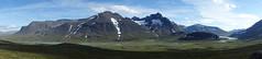 The Ähpár massif