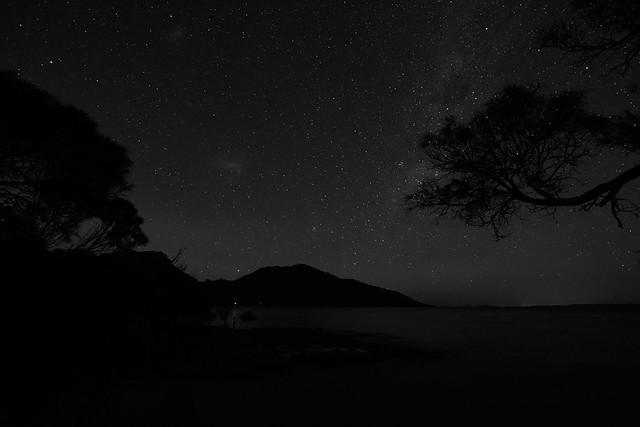 Southern Sky over Freycinet