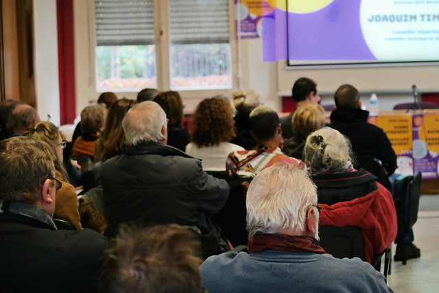 Forum ESS Montrouge - 30 novembre 2019