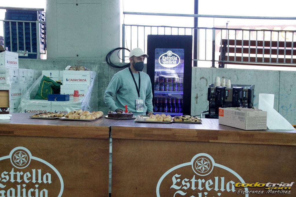 Arteixo II, Campeonato de España de Trial 2021