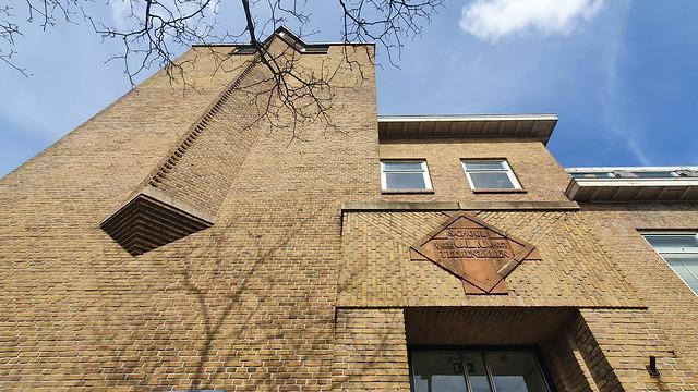 Scholen Sikkelstraat Vreewijk
