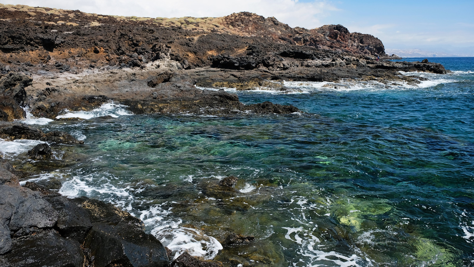 Malpaís de Güímar Special Nature Reserve, Tenerife, Canary Islands, Spain