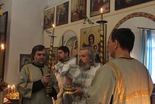 24.04.2021   Престольный праздник в Лазаревском храме
