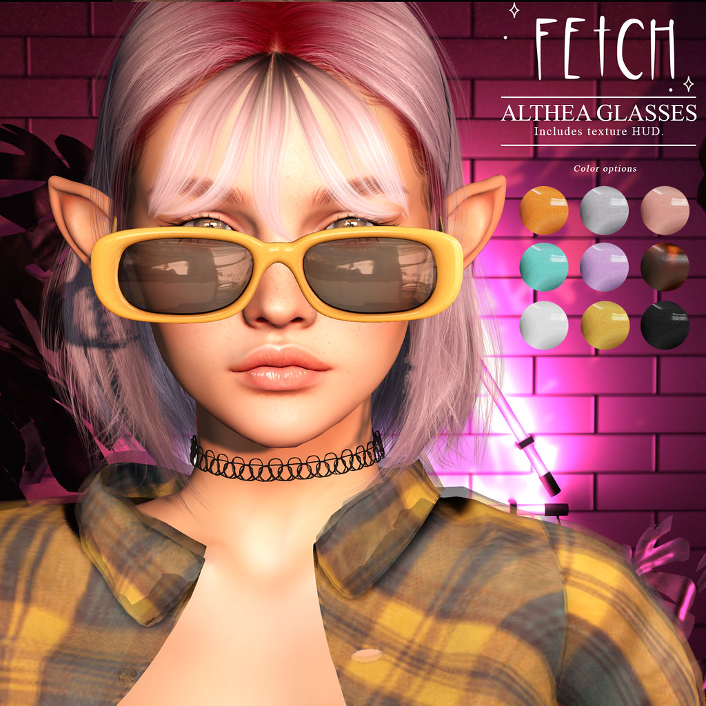 [Fetch] Althea Glasses @ Uber!