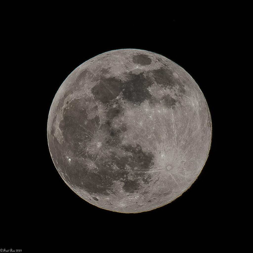 Under the Super Moon (Explored)