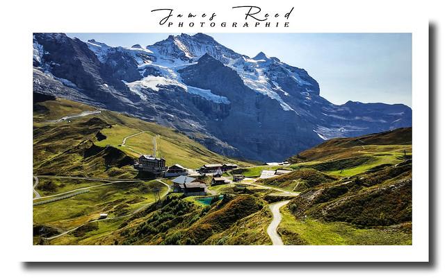Kleine Scheidegg - Alpes Bernoises -  Suisse