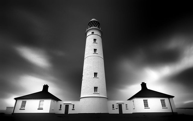 Let there by light... Nash Point Lighthouse