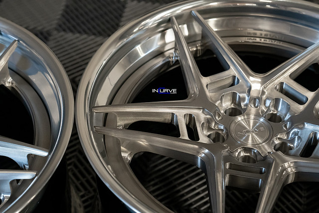 Incurve Forged Wheels SV-5 | Audi R8
