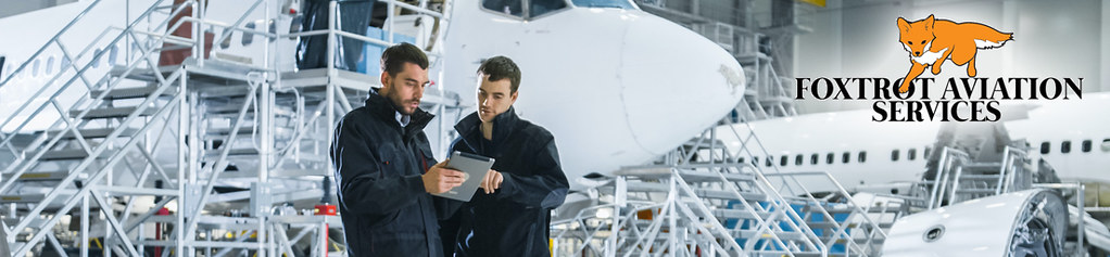Featured - Aircraft Cleaner job at Foxtrot Aviation Services in Charlotte N