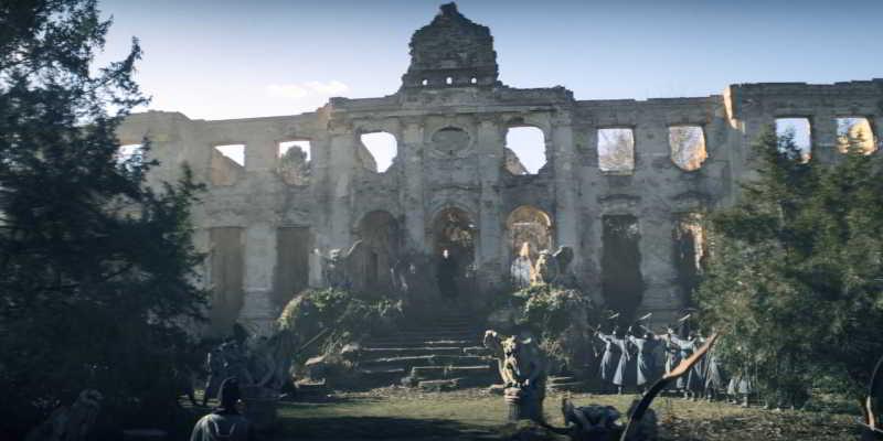 Legenden der Grisha drehorte helyszínek