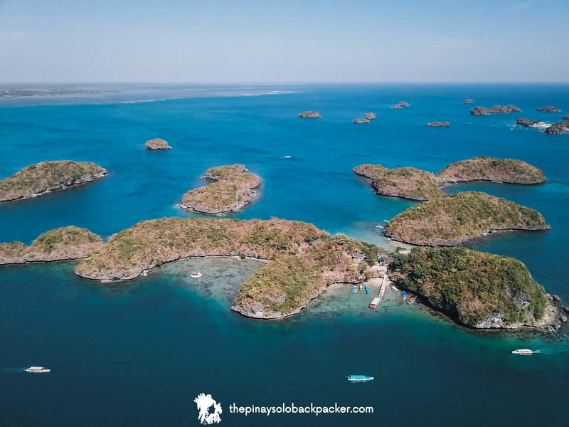 hundred islands itinerary