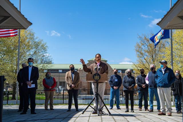 Governor Cuomo Announces the 2021 Reimagined New York State Fair