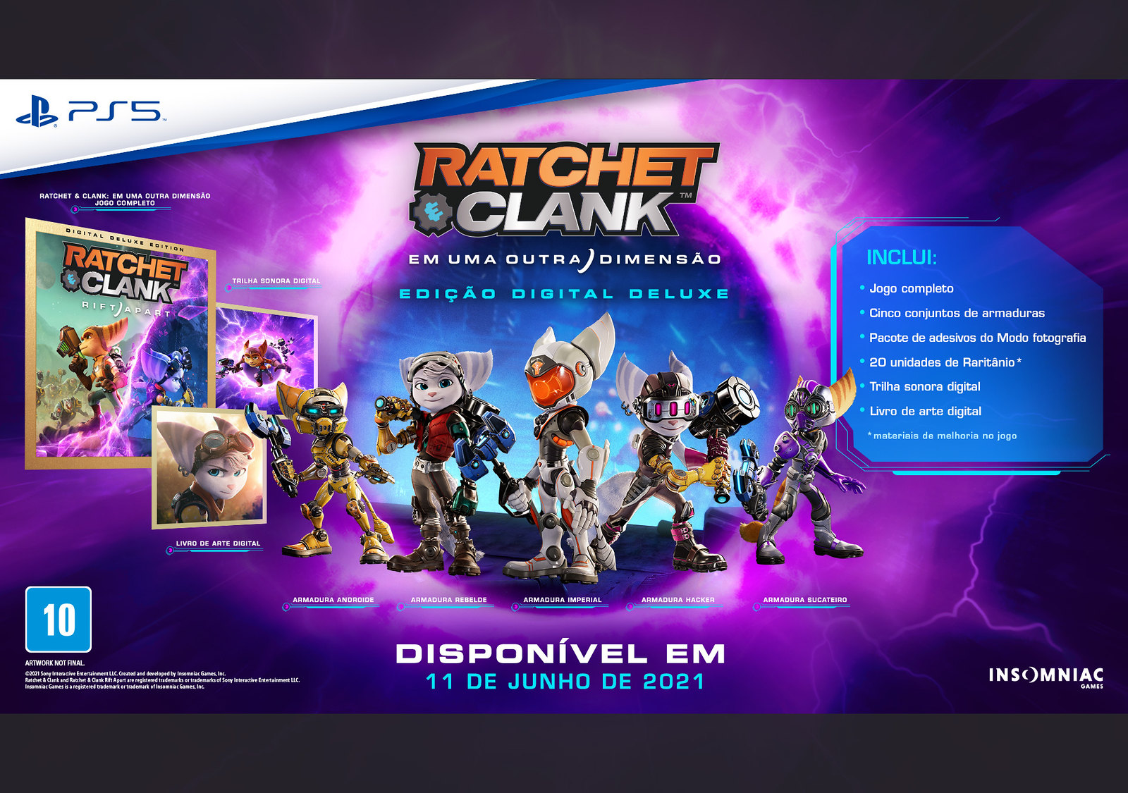 Rachet&Clank: A Rft Apart