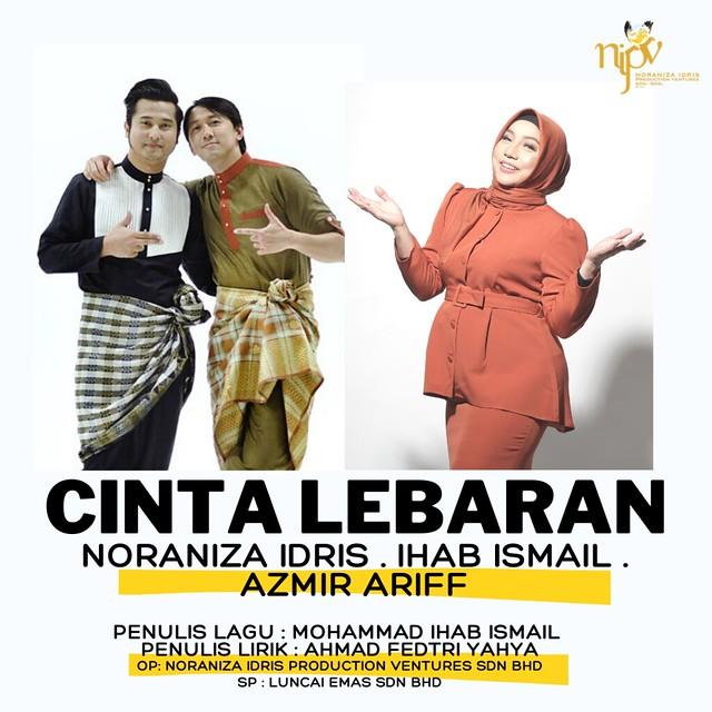 Noraniza Idris Nyanyikan Semula Lagu Terbitannya 'CINTA LEBARAN'